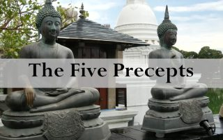 The Five Precepts