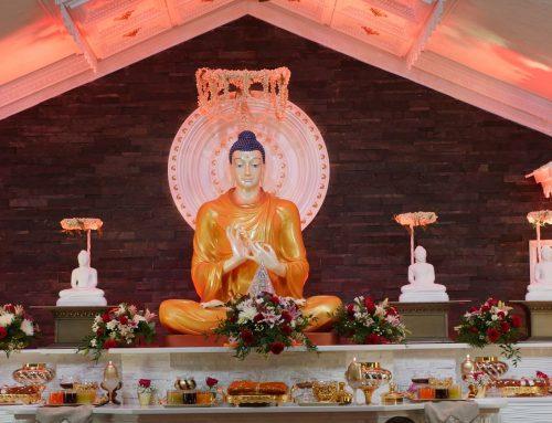 Worshiping to Seven Buddhas ( October 2019 )